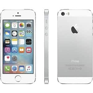 iPhone 5s Recondicionado Prateado 32gb