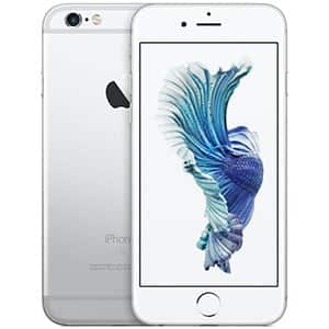 iPhone 6s Recondicionado Prateado 64gb