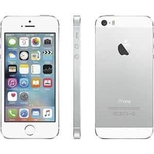 iPhone 5s Usado Prateado 16gb