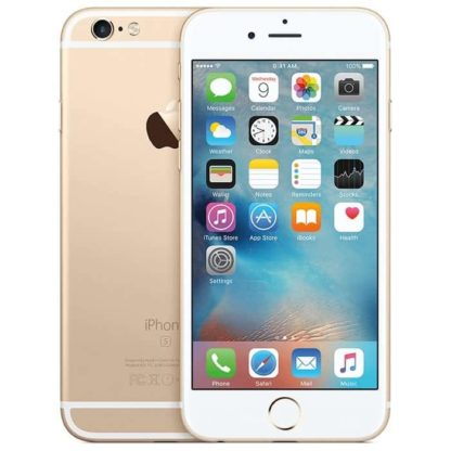 iPhone 6s Recondicionado Dourado 64gb