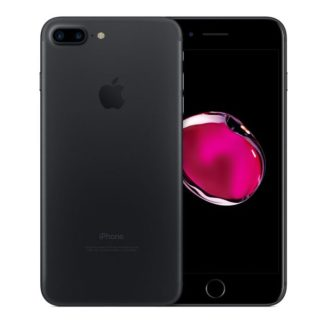 iPhone 7 plus Preto Mate
