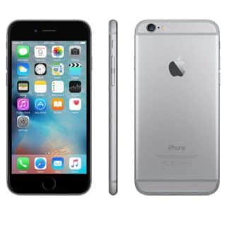 iphone 6s cinzento sideral