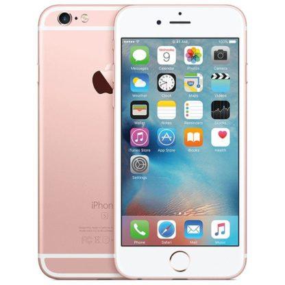 iphone 6s rosa dourado