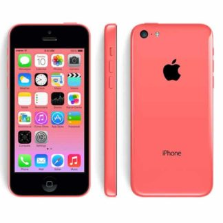 iPhone 5c Rosa 8gb Usado