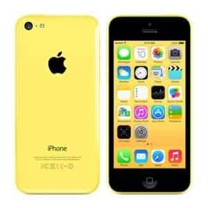 iPhone 5c Usado Amarelo 16gb