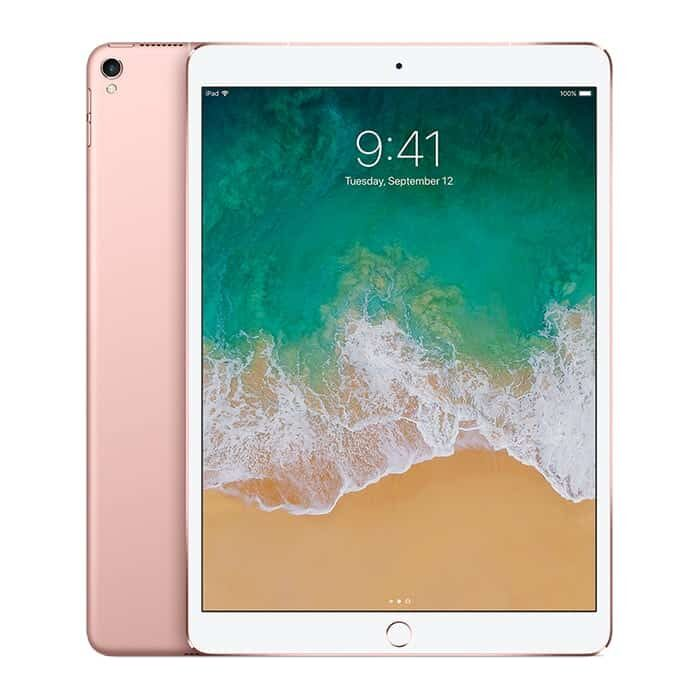 "iPad Pro 10.5"" 4G Rosa Dourado 64gb"