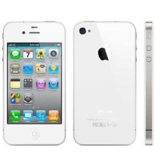 iPhone 4s 16gb usado ao melhor preço Branco