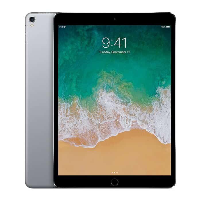 Ipad pro 10.5, cor cinzento sideral, com capacidade de 512 gb
