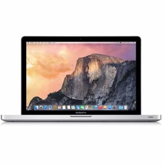 MAcbook pro recondicionado, com 15 polegadas e com capacidade de 256 gb