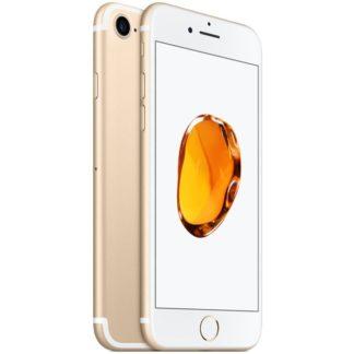 Iphone 7 recondicionado, cor dourado, com capacidade 128 gb