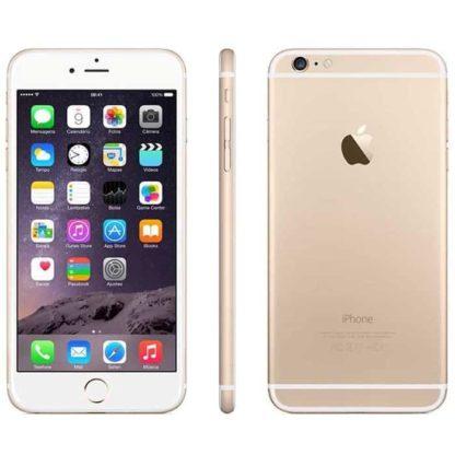iPhone 6 Plus Dourado 128gb