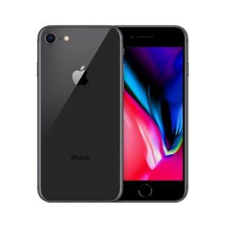 iphone 8 recondicionado, cor cinzento sideral, capacidade de 256 gb