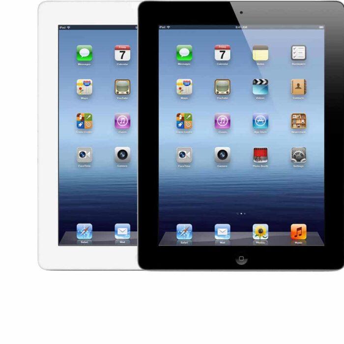 Ipad 4, de cor branco, com capacidade de 16 gb
