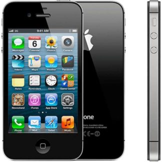 iPhone 4s usado preto 8gb
