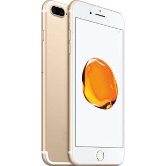 Iphone 7 plus recondicionado, cor dourado, com capacidade 32 gb
