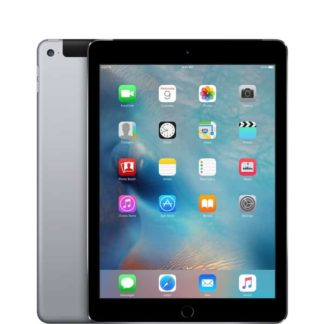 Ipad air 2, cor cinzento sideral, com capacidade de 128 gb